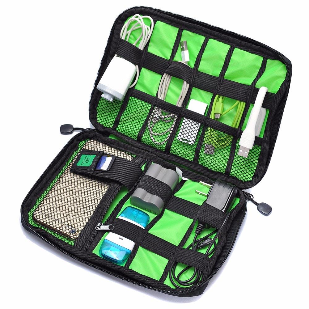 digitalis kiegeszitoket tarolo utazasi taska 1 - Digitális kiegészítőket tároló utazási táska