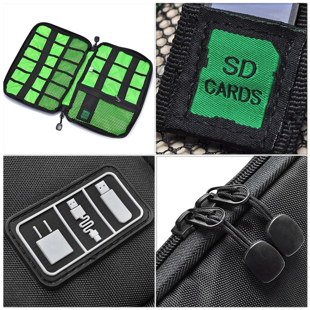 digitalis kiegeszitoket tarolo utazasi taska 2 - Digitális kiegészítőket tároló utazási táska