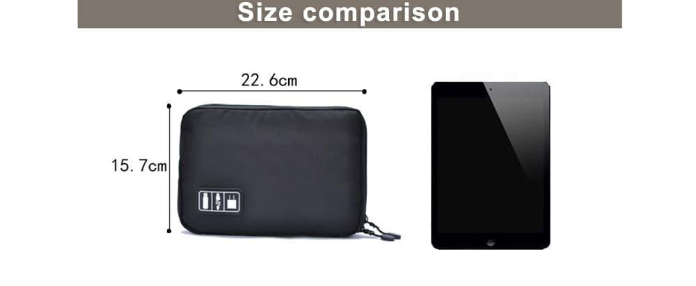 digitalis kiegeszitoket tarolo utazasi taska 3 - Digitális kiegészítőket tároló utazási táska
