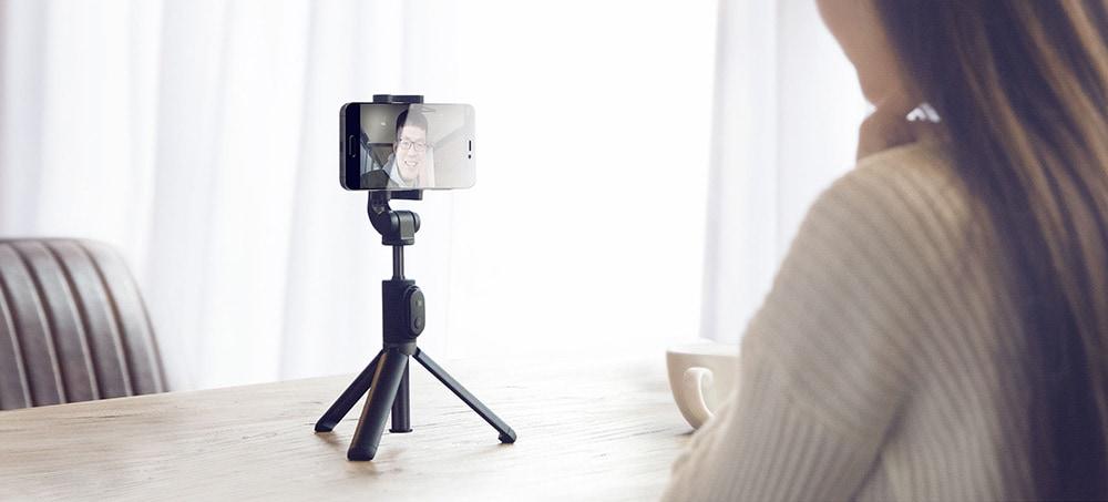 eredeti xiaomi selfie stick bluetooth tavkioldo allvany tarto 6 - Eredeti Xiaomi Selfie bot Bluetooth távkioldó állvány tartó