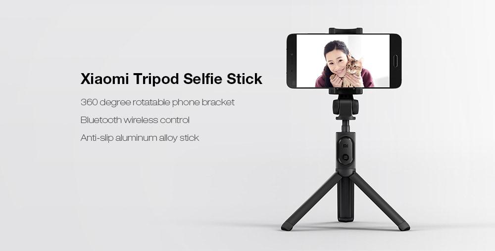 eredeti xiaomi selfie stick bluetooth tavkioldo allvany tarto 7 - Eredeti Xiaomi Selfie bot Bluetooth távkioldó állvány tartó