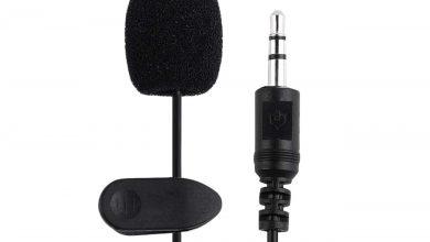 lavalier hangszoro mikrofon 1 390x220 - Lavalier hangszóró mikrofon
