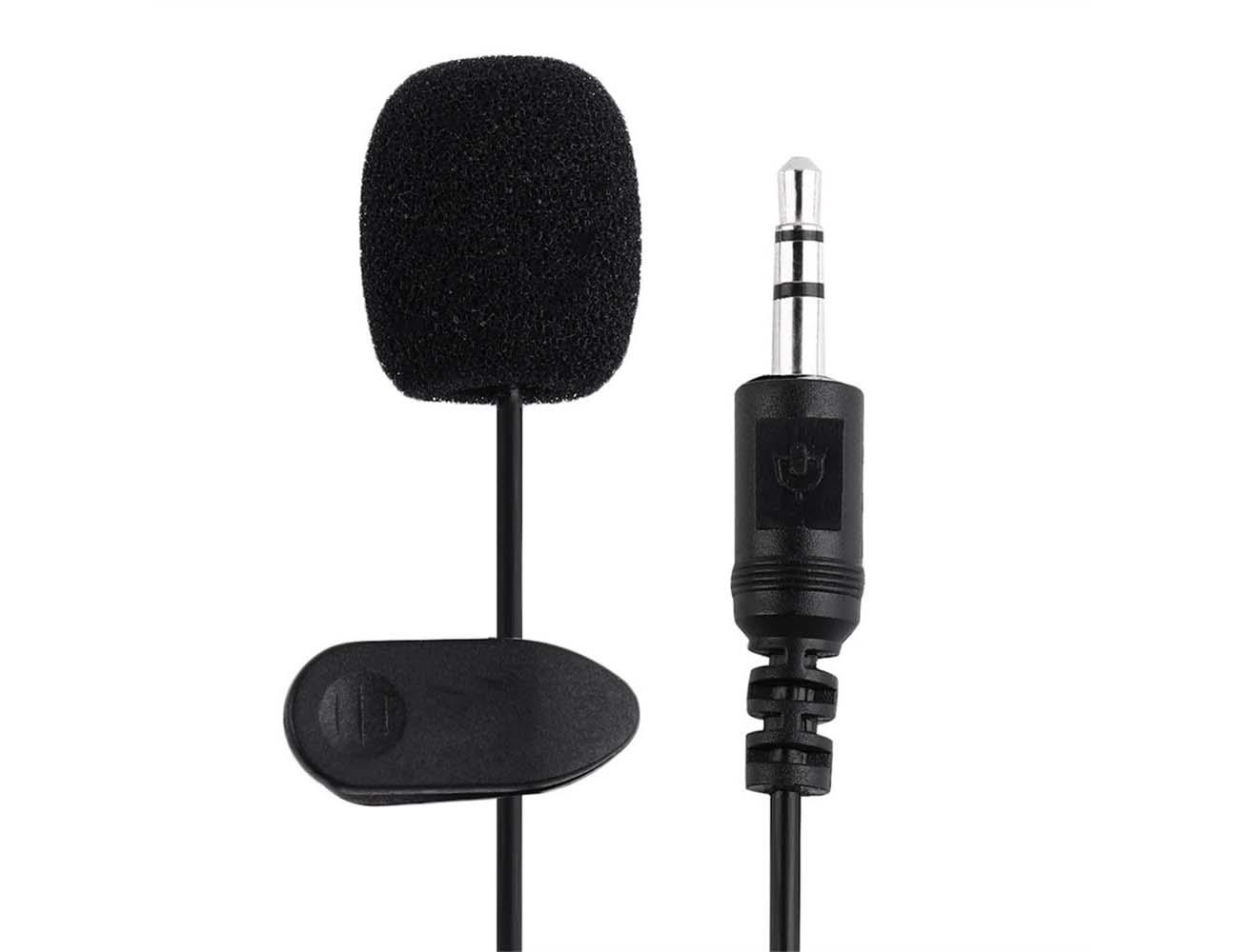 lavalier hangszoro mikrofon 1 - Lavalier hangszóró mikrofon