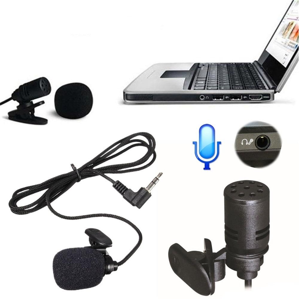 lavalier hangszoro mikrofon 2 - Lavalier hangszóró mikrofon