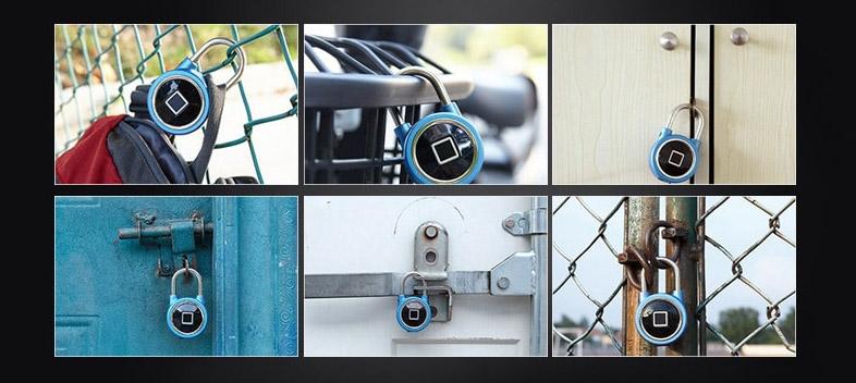 bluetooth ujjlenyomat olvasos jelszo lakat 1 - Bluetooth ujjlenyomat olvasós jelszó lakat