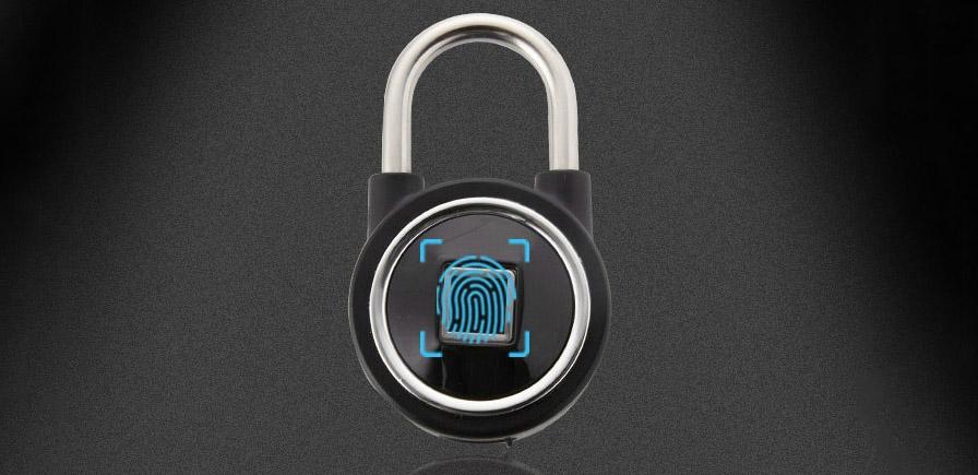 bluetooth ujjlenyomat olvasos jelszo lakat 2 - Bluetooth ujjlenyomat olvasós jelszó lakat