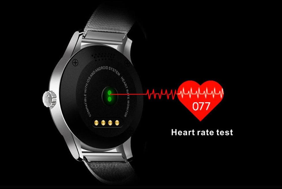 k88h intelligens pulzusmeros okosora 1 - K88H intelligens pulzusmérős okosóra bluetooth