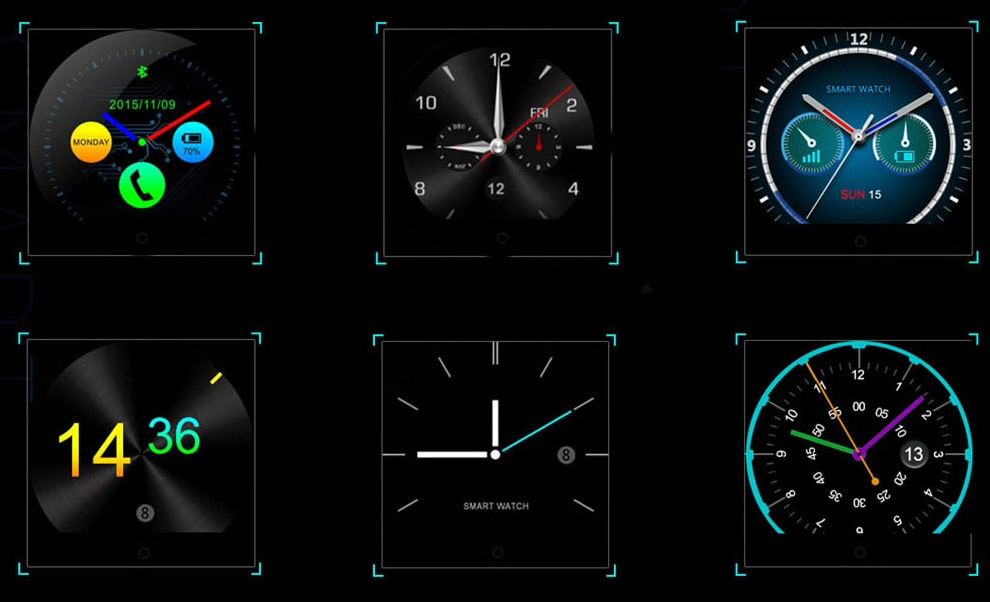 k88h intelligens pulzusmeros okosora 2 - K88H intelligens pulzusmérős okosóra bluetooth