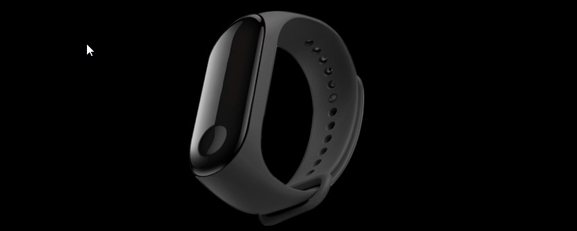 xiaomi mi band 3 intelligens karkoto 1 - Xiaomi Mi Band 3 Intelligens Karkötő