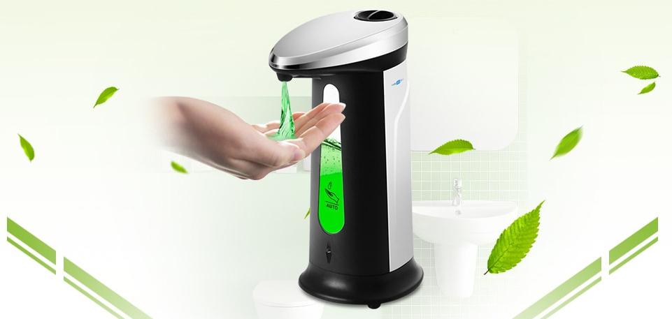 ad 03 400 automatikus szappan adagolo 1 - AD - 03 400 automatikus szappan adagoló