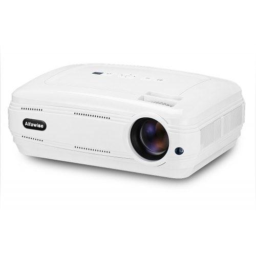 alfawise x 3200 lumens hd 1080p intelligens projektor 1 - Alfawise X 3200 Lumens HD 1080P intelligens projektor